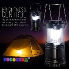 Beste Koop Oplaadbare Led Zonne Energie Camping Licht Ingebouwde