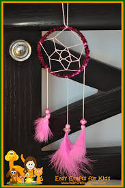 History Of Dream Catchers For Kids Native American Crafts For Kids No More Nightmares With These 49