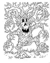 Small Picture Scary Eye coloring page Super Coloring Halloween Pinterest