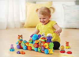 VTech GearZooz Roll \u0026 Roar Animal Train 102 Best Toys Ever for Developing 2 Year Old Girls and Boys - Toy Notes