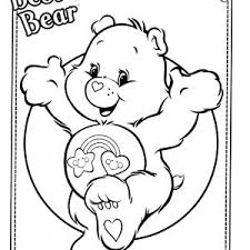 Small Picture Care Bear Coloring Pages Koloringpages Care adult