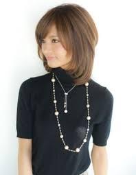 ボリュームミディアムパーマyr 223 ヘアカタログ髪型ヘア
