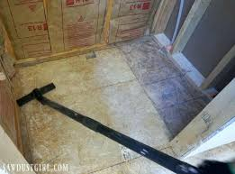 tile redi shower pan squeaks pans for custom showers base ideas ready installation sawdust siz tile ready shower pan