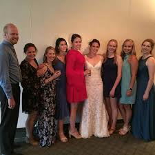 Juniata College Swimming - Congratulations to JC swimming alumna and  current assistant coach Chrissy (Whiteman) Morgan on a beautiful wedding  today! Picture including JC swimming alumnae Hillary Palmer, Alyssa  Peachey, Tzvia Cahn,