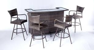 Outdoor Patio Bar Furniture Outdoor Weather Patio Furniture Tiki Bar