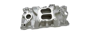 Small Block Engine Intake Manifolds And Components