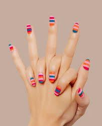 Difficult Nail Art Designs 5 Easy Diy Nail Art Pinal Vagadia