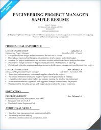 Manager Resume Examples | Generalresume.org