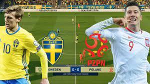 วิเคราะห์บอลยูโร 2020-2021 สวีเดน vs โปแลนด์ วันที่ 23 มิถุนายน 2021