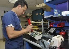 Medical Equipment Technician New Biomedical Equipment Technician Program Opens Doors Into Medical