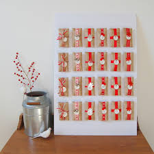toilet paper roll advent calendat 25 more advent calendars