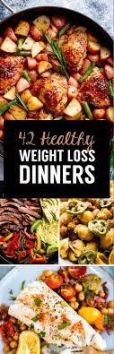 easy home cooked dinner ideas. 42 weight loss dinner recipes that will help you shrink belly fat! easy home cooked ideas