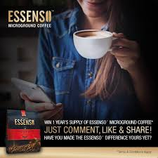 With one of only three probat coffee roasters of its kind, ppp coffee is one of the leading specialty coffee roasters in singapore. Stand A Chance To Win 1 Year S Supply Essenso Singapore Facebook