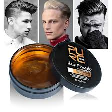 Us 3 77 15 Off Mens Hair Styling Products Strong Hold Natural Look Hair Ancient Hair Cream Product Hair Pomade 80ml In Pomades Waxes From Beauty