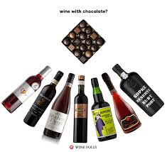 Wine And Chocolate Pairings Chart What Wines To Pair With Chocolate Wine Folly