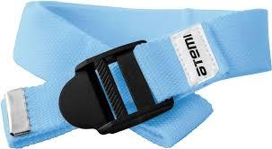 """Ремешок для <b>йоги</b> """"Atemi"""", цвет: синий, 180 х 3,5 см — купить в ..."""