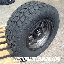 Anyone Using Toyo Open Country At 2 And Towing F150