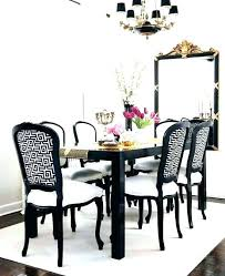 dining room table and chairs white black dining table and chairs stunning black dining table chairs