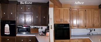 download refaced kitchen cabinets before and after homecrack com