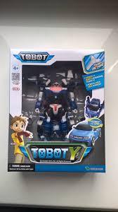 Обзор от покупателя на <b>Трансформер TOBOT</b> Y, с ключом ...