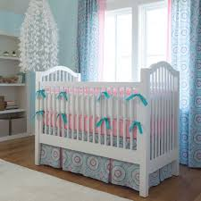 fascinating baby girl nursery room decoration using paisley baby girl bedding set marvelous girl baby