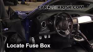 interior fuse box location 2013 2016 subaru brz 2013 subaru brz interior fuse box location 2013 2016 subaru brz 2013 subaru brz limited 2 0l 4 cyl