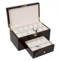 Standing Watch Display Case Men's Watch Boxes and Cases Men Watch Box Watch Jewelry Boxes 84