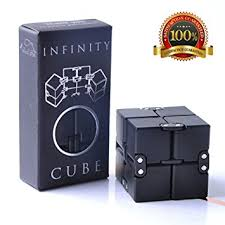 infinity cube 3. infinity cube fidget toy, luxury edc fidgeting game for kids and adults, cool mini 3 o