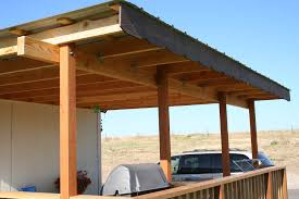 gallery picture of wood patio cover designs