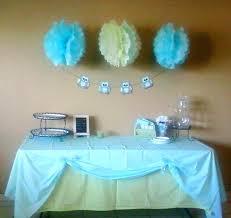 baby boy shower decor ideas baby shower table ideas boy photo 3 baby boy shower decorating