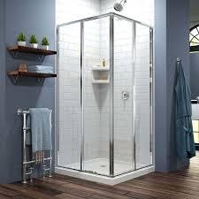 framed sliding shower door framed sliding shower enclosure and slimline in by in double best framed framed sliding shower door