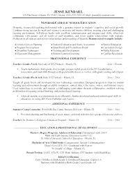 objective examples resume preschool teacher resume objective examples teaching resume