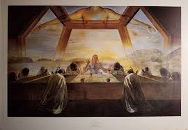 dali s sacrament of the last supper