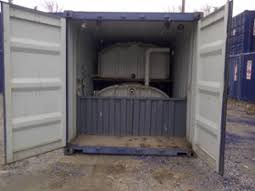 above ground septic tank. DropBox Inc., Self Contained Restroom, Shower Shack, Containerized Restroom Trailer, Above Ground Septic Tank