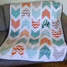 Lap Quilt Patterns Classy Chevron Lap Quilt Wendy World