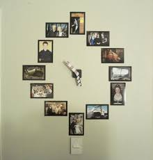 how to make a wall clock with pictures choice image home design