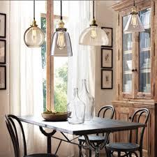 Lámpara Colgante Para Cocina Vintage. 28 X 26 Cm