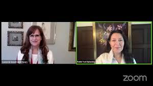 Holy Blossom Temple - Shabbat Morning Livestream - May 30, 2020 ...