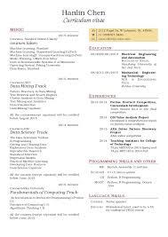 Hanlin Chen Curriculum vitae MOOC 2015-PRESENT Coursera, Stanford  Online,Udacity courses taken