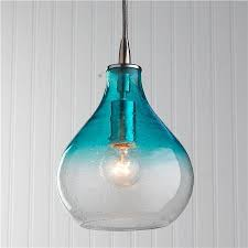 colored glass pendant lighting. Lighting Design Ideas:Colored Glass Pendant Lights Aqua Blue And White Combined Style Light Colored