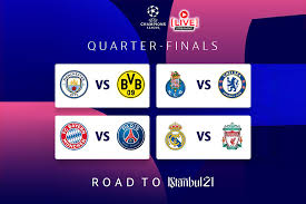 I waited a long time and now i've done it, havertz told bt sport of his supremely timely first champions league goal. Uefa Champions League Quarterfinal Live How To Watch Champions League Quarterfinal Live Streaming In Your Country India Onlajn Kazino Pin Up V Kazahstane