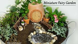 Small Picture Wondrous Inspration Fairy Garden Miniatures Impressive Design 33
