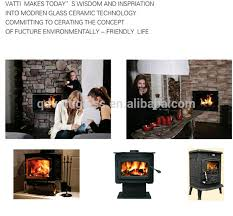 3mm 4mm ceramic heat resistant glass for fireplaces ceramic glass panel heat resistant glass
