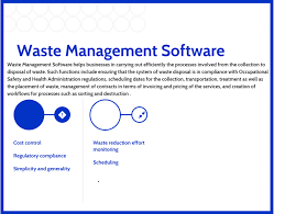 Top 9 Waste Management Software Compare Reviews Features