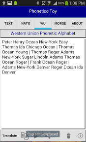 Learn internetional phonetic alphabet online, please print this phonetic alphabet table, practice phonetic alphabet with by listening. Phoneticotoy For Android Apk Download