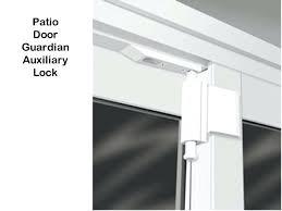 patio door security locks sliding glass door security locks door designs plans