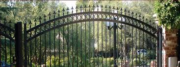 Fence Ornamental Iron Serving Sacramento Roseville Rocklin