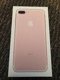 Iphone 7 Rose Gold Box Original Ebay Image Is Loading Appleiphone7plus32gbrosegoldbox Apple Iphone Plus 32gb Rose Gold Box Only