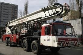 Fire Engines Photos - BRONTO SKYLIFT 50-2T1 TATRA 815 PJ 36 208 8X8.1