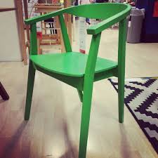 stockholm chair green 119